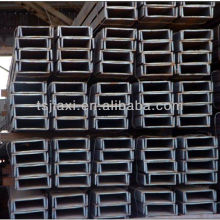 Astm Standard Upn Carbon Steel Channel