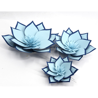 Shopping Mall Decoration Wholesale Large Paper Flower