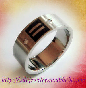 Hot-selling New Style stainless steel beautiful pictures of rings