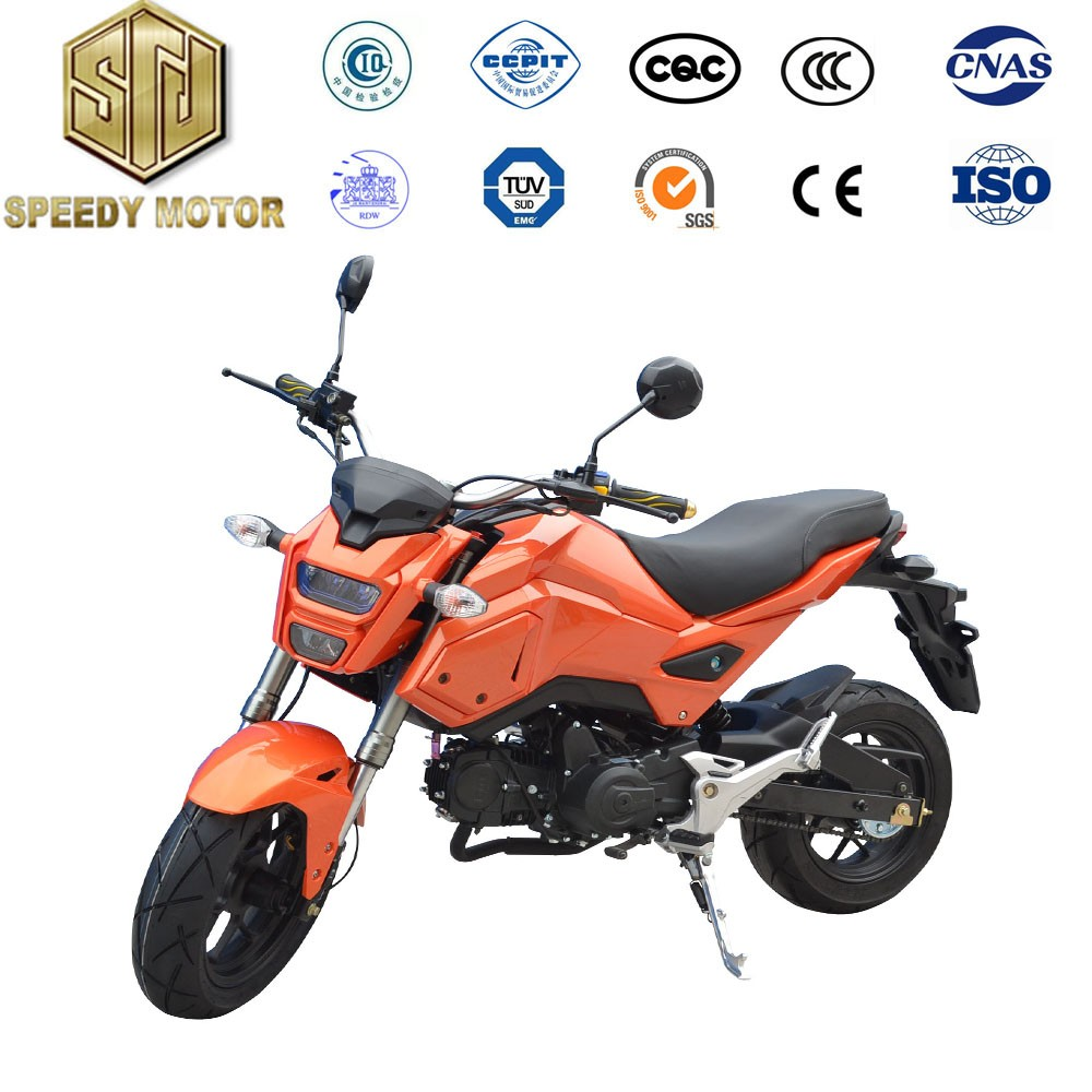 Latest design Street 4 stroke 350cc china motorcycles