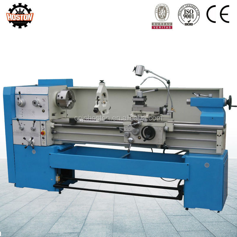 Hoston CDB Series gap bed gear engine lathe machine with 360mm bed width