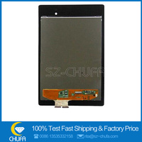 Factory price original LCD Display Screen Touch Glass Panel Digitizer Assembly For Google Nexus 7 2nd