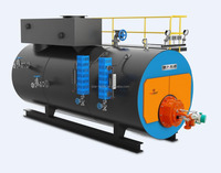 0.5t Horizontal steam boiler with economizer