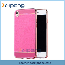Vintage back cover Leather case for oppo neo 5 with card slots