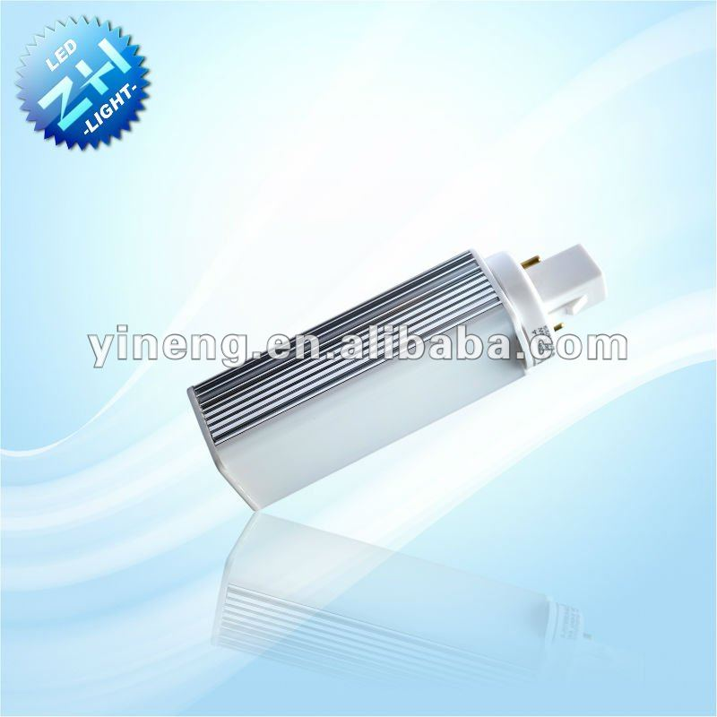 High brightness led PL bulb lamp g24