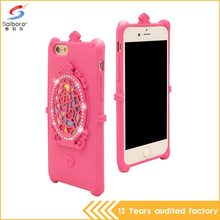 Promotions discount low moq shockproof tpu soft case for iphone 5se