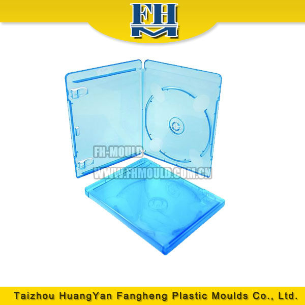 Super Slim DVD Cases (7mm) injection mould