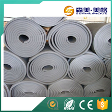 China supplier arthur rubber and clark rubber high density foam