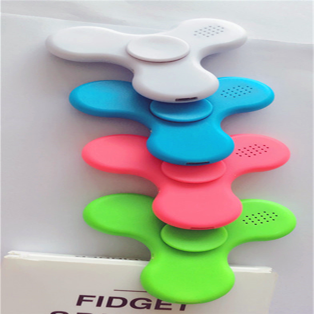 new promotional hot sell fidget spinner guide anti-stress toy for gift