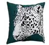 Soft Fabric Feel Animal Printed Cushion Cover