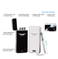 Wholesale Small/Medium/Large 85*7.7 case e cig carrying case
