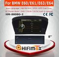 HIFIMAX WIN CE 6.0 Car DVD player For BMW 5 series E60 E61 E63 E64 2003-2010 Car DVD GPS multimedia System