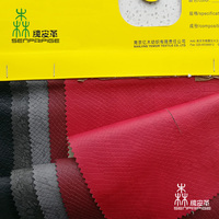 Synthetic Leather For Garment Jacket And