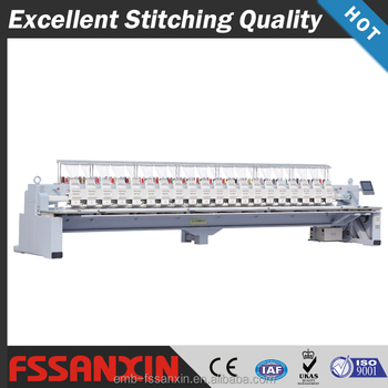 20 head computerized embroidery machine,best chenille & chainstitch embroidery machine