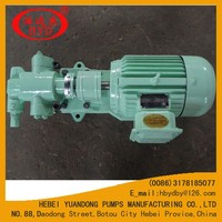 Gear pump for conveying heat-conduction oil pump