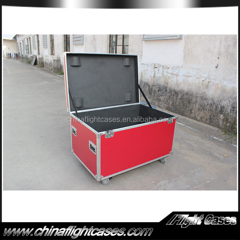 Used road cases/Road trunk flight case/Utility road case for sale