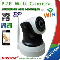 NEW P2P camera is suitable for family, offices and chain store monitoring. It is the latest version.