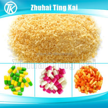 pharmaceutical grade gelatin made of cowskin/gelatin chemical
