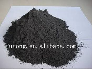 Black silicon carbide silicon carbide