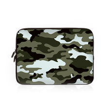 Fancy Sublimation Printing Camouflage Neoprene Laptop Sleeve 15 Inch