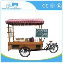 vending tricycle coffee cart cafe bike