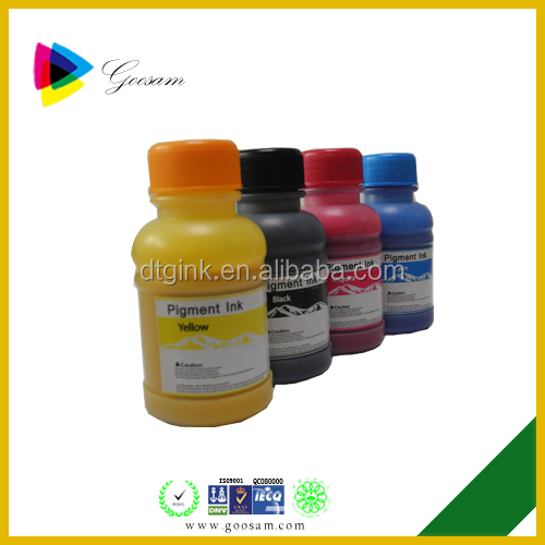 high quality ink pigment ink for epson stylus photo R270 R390 R590