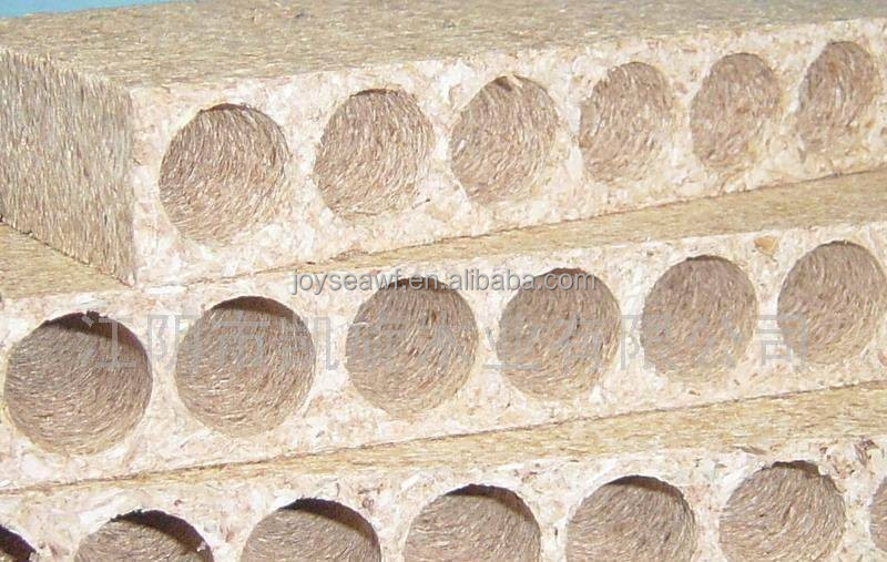 hollow core particle board/tubular chipboard with cheap price