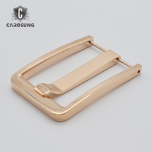 32mm High Quality Rose Gold 304 Stainless Steel Pin Belt Buckle for Women Belts