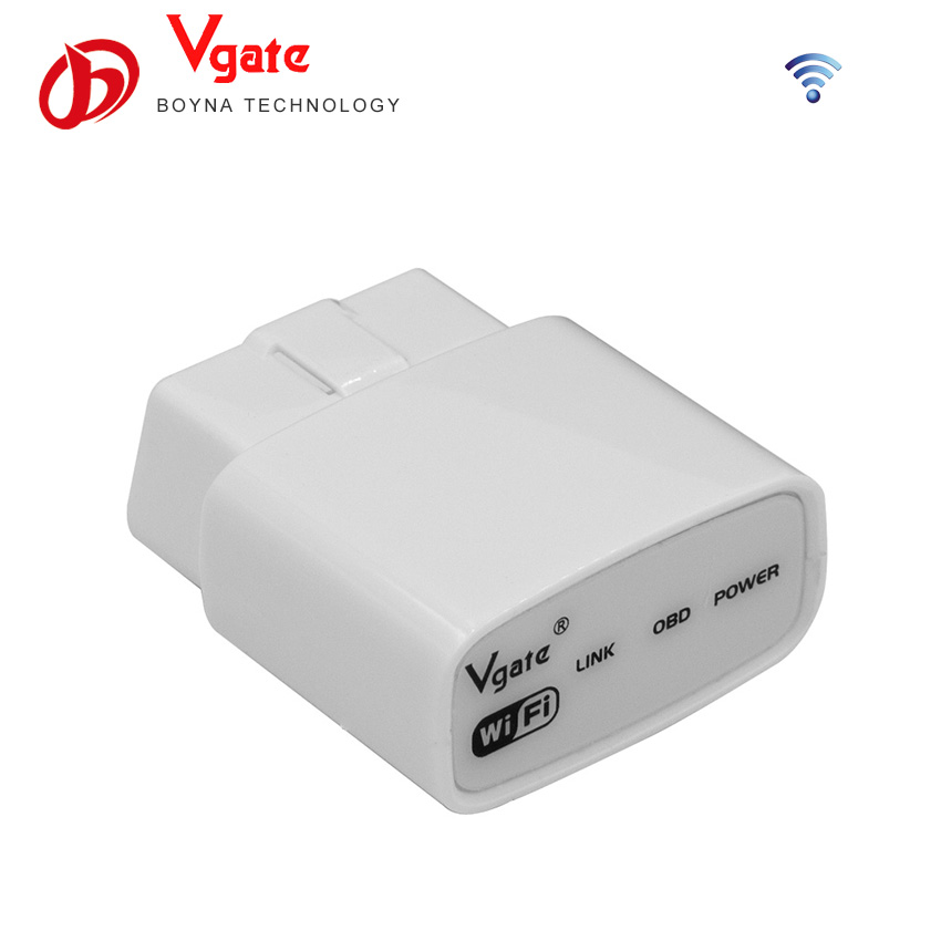 2016 Top-Rate Vgate Wifi OBD multiscan Reader Scanner ELM327 for Android/IOS system