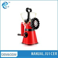 New Multi-Function Grinder Plastic Manual Meat Mincer