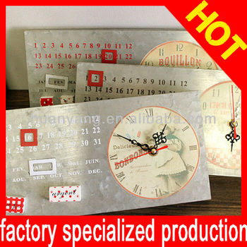 hot! decorative wall clock (factory price)