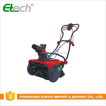 Proper price top quality china snow thrower and sweeper