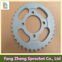 428 Motorcycle Front and Rear Sprocket Wheel