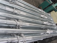 Construction Scaffolding Steel Prop