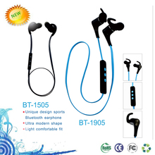 New design wireless super mini bluetooth headset for outdoor sports