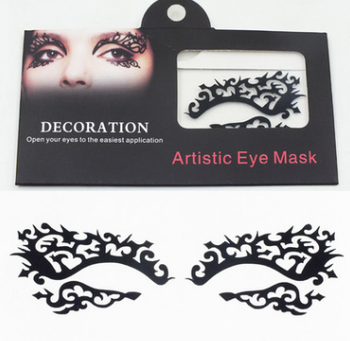 decoration artistic eye mask