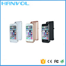 Flip cover 3000mAh Pack Bank Power Case Cover For iPhone6 External Backup Battery Charger For Apple iPhone 6