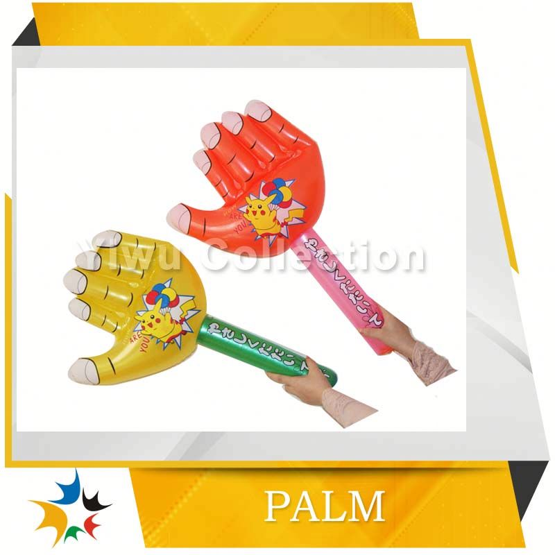factory sell durable 2014fashionable cheering inflatable arms with hands