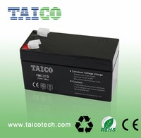 12V 1.3AH Maintenance Free Lead Acid Battery For Loud Speaker