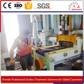 Used Shot Blasting Machine for Stone Surface Treatment