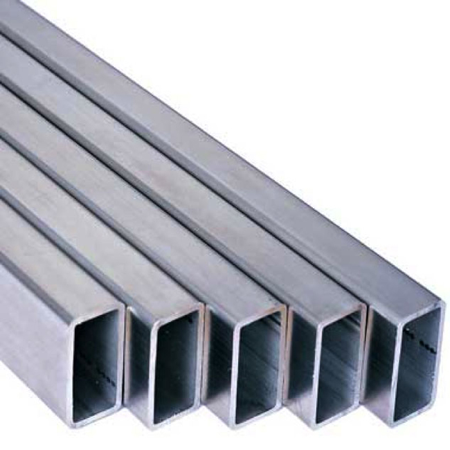 MS Square and Rectangle Steel Pipe