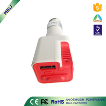 Factory Price FCC certification Car Charger Aromatherapy Diffuser support custom logo services electronic gift items