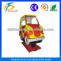 kids entertainment machine/ coin operated ride School bus(2 seats) kids entertainment machine