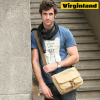 2371 Casual Bag Cotton Canvas Shoulder Bag Messenger Bag for Men