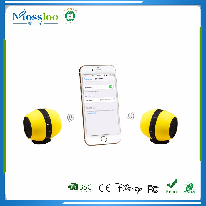Good Quality Bluetooth Suction Cup Shower Speaker High Power