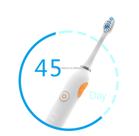 sonic mini electric toothbrush for teeth whitening