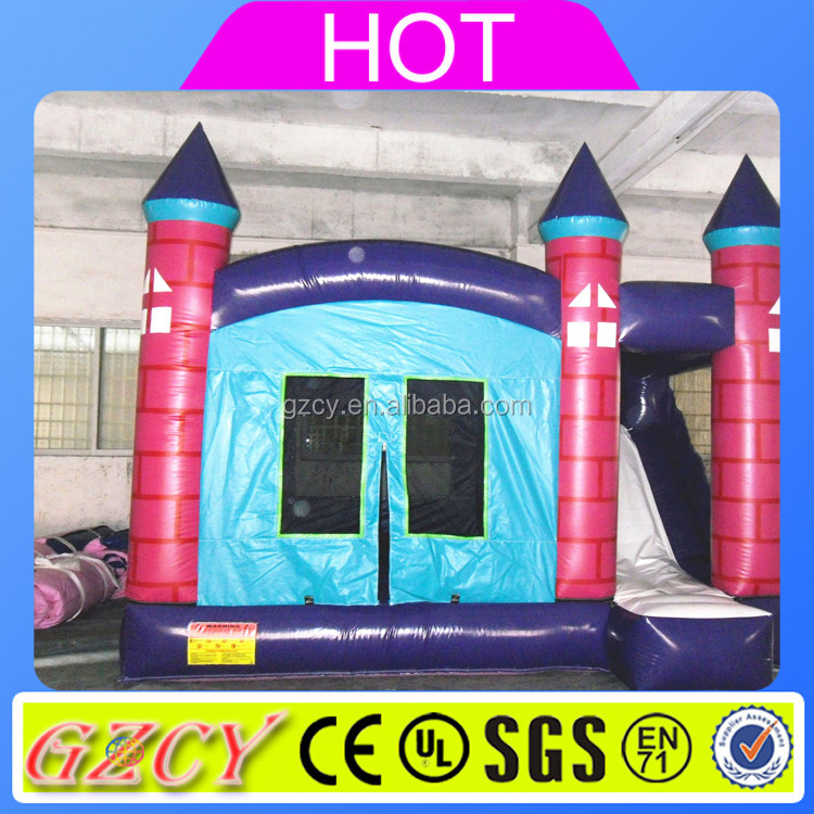 Funny inflatable jumping castles inflatable bouncer price commercial bounce &slide