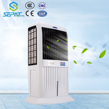 ultrastrong wind ABS body industrial Portable Humidified Water Evaporative Air Cooler fan