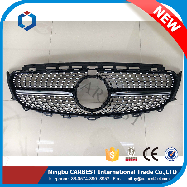 High Quality Grille With Camera or W/O Camera for Benz AMG W213 E63