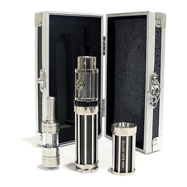 High quality Hot sale products Innokin iTaste 134 mini starter kit non-rotatable, stainless steel drip tip In stock